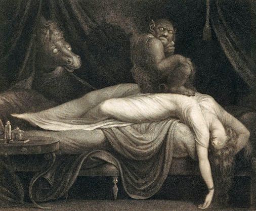 Sleep paralysis: A phenomenon