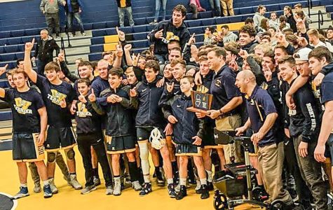 Mr. Fitz proud of wrestling team's season