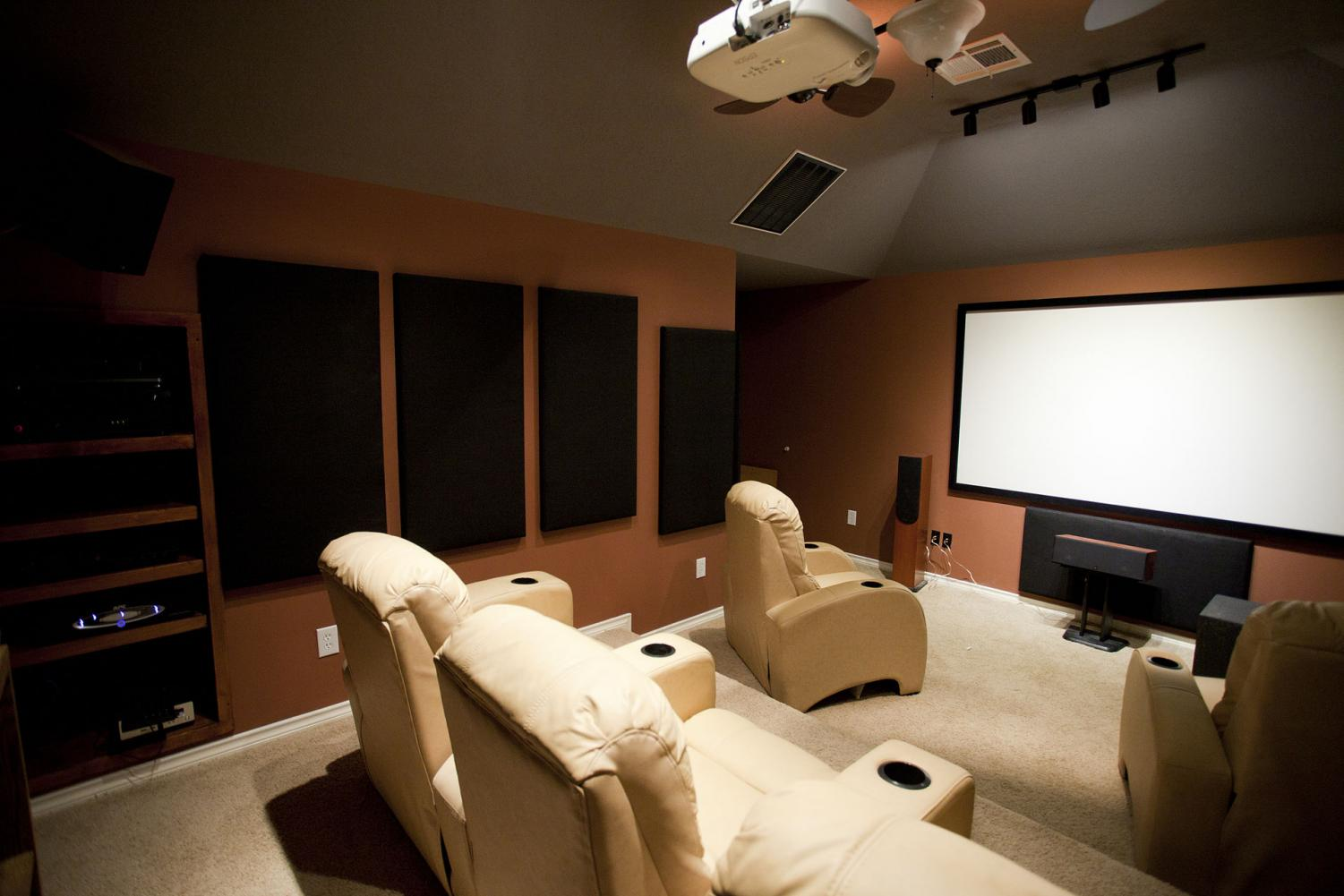 Watch a foreign film in the comfort of your own home