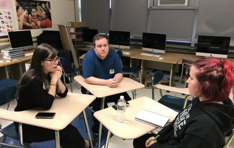 Vinnie Civitillo and Kate Conroy speak with Sarah Nerwinski about podcasting