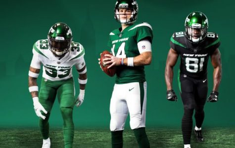 The Jets sport new uniforms for 2019-20 season