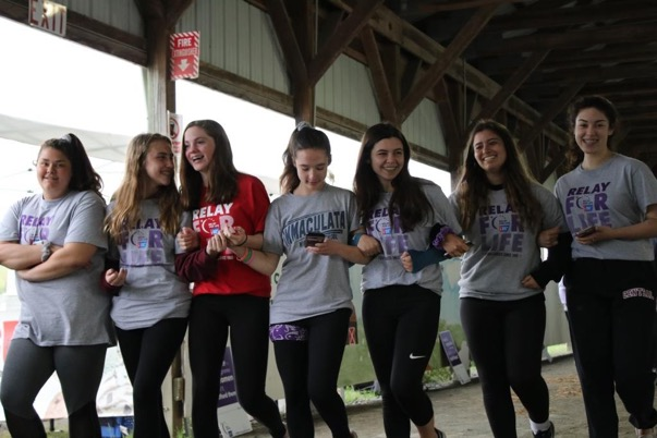 The 2019 Hunterdon County Relay for Life raised over $50,000 for the American Cancer Society