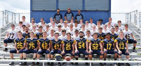 The 2019 Delaware Valley Regional High School Terriers Football Team
