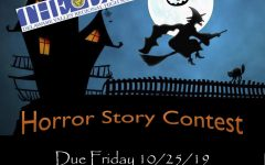 The Delphi's first annual scary story contest