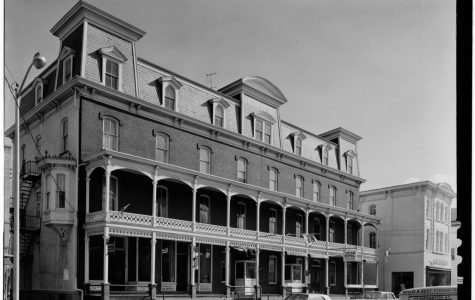 The Union Hotel: Haunted?