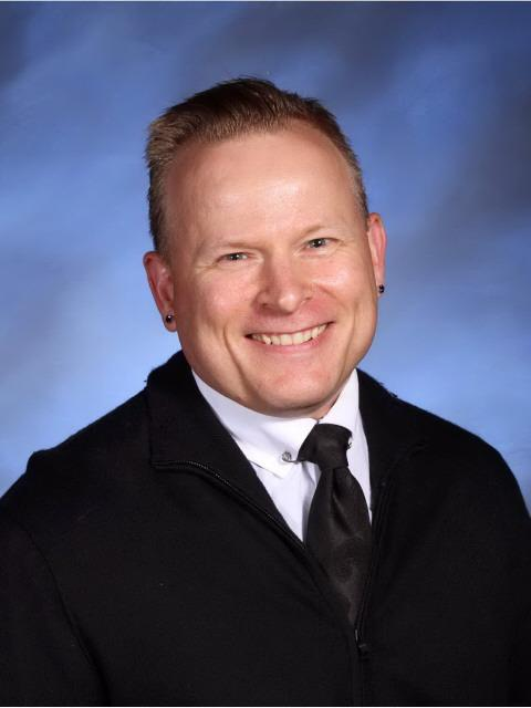 Mr. Billy Gregson is the school's TV Media Teacher and a former Fox television producer.