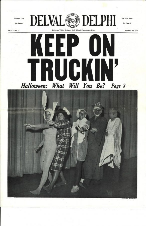 The October 1971 issue of The Delphi