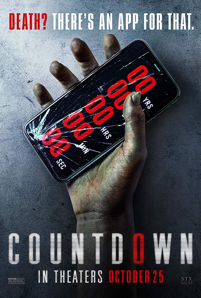 Film Poster for Countdown