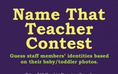 """Name That Teacher"" Contest"