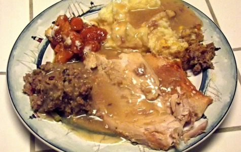 Thanksgiving's classic dishes