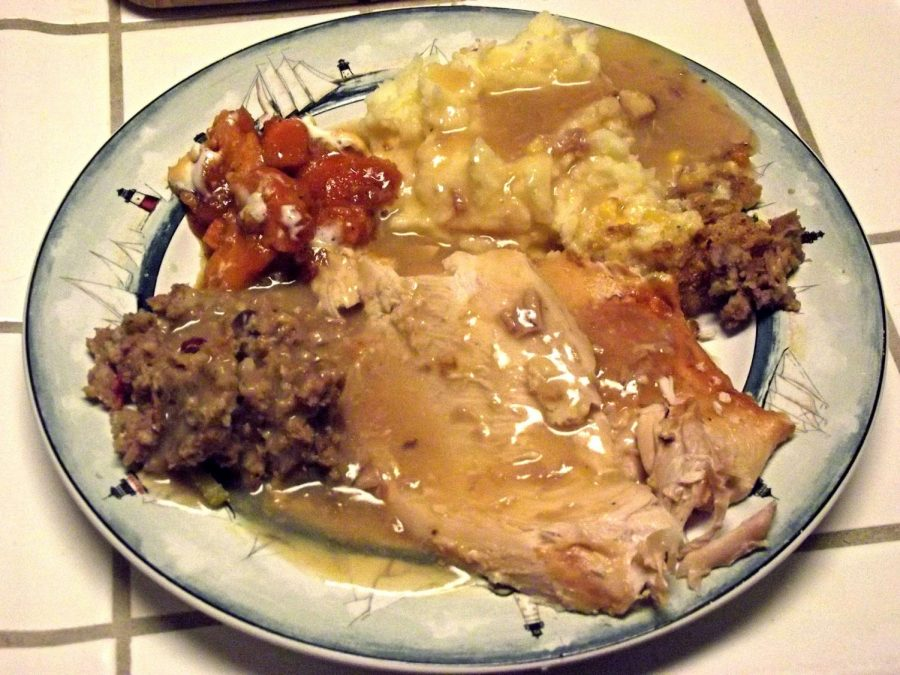 Thanksgiving%27s+classic+dishes