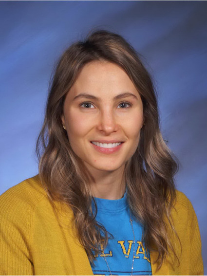 Miss Zolton is a second-year Science teacher at Del Val.