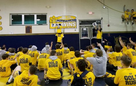 Del Val earns gold rush victory over rival Voorhees