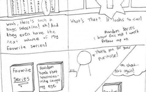 Struggles of a reader