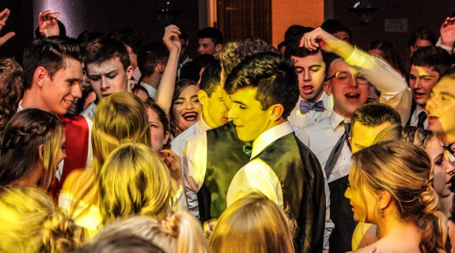 Del Val students celebrate at the 2019 Prom, but 2020 will bring a brand new experience.