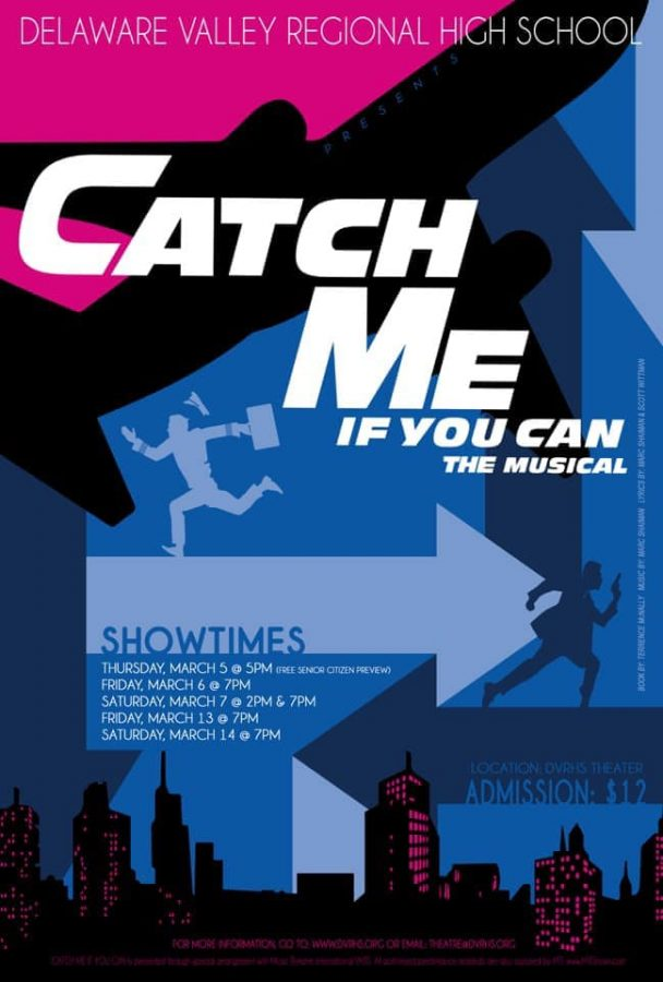 """Make sure to """"Catch"""" this year's winter musical"""