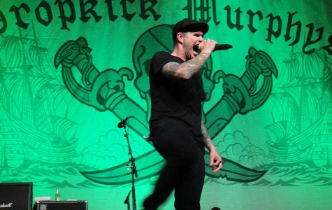 Not even the Coronavirus could stop Al Barr and the Dropkick Murphys from playing live on St. Patrick's Day.