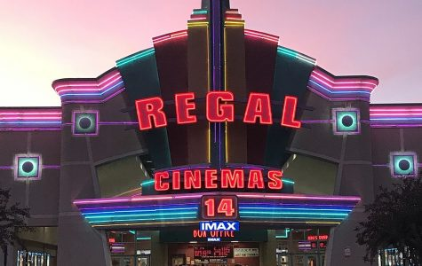 Movie theaters, including Regal Cinemas, are currently closed due to the pandemic.