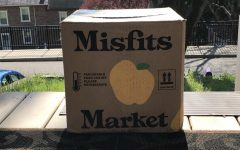 Amid social distancing, Misfits Market still delivers fresh produce directly to customers' doors.
