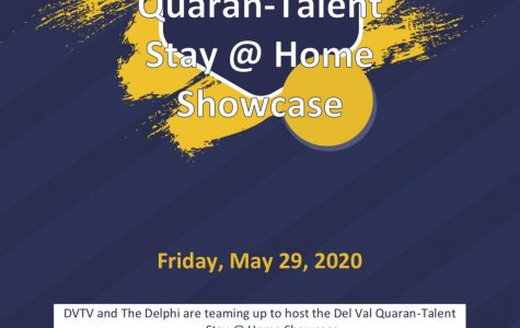 DVTV and The Delphi are hosting its first every Stay @ Home Showcase