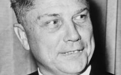 Jimmy Hoffa, president of the Teamster Union, has returned to the public eye with the release of Scorsese's