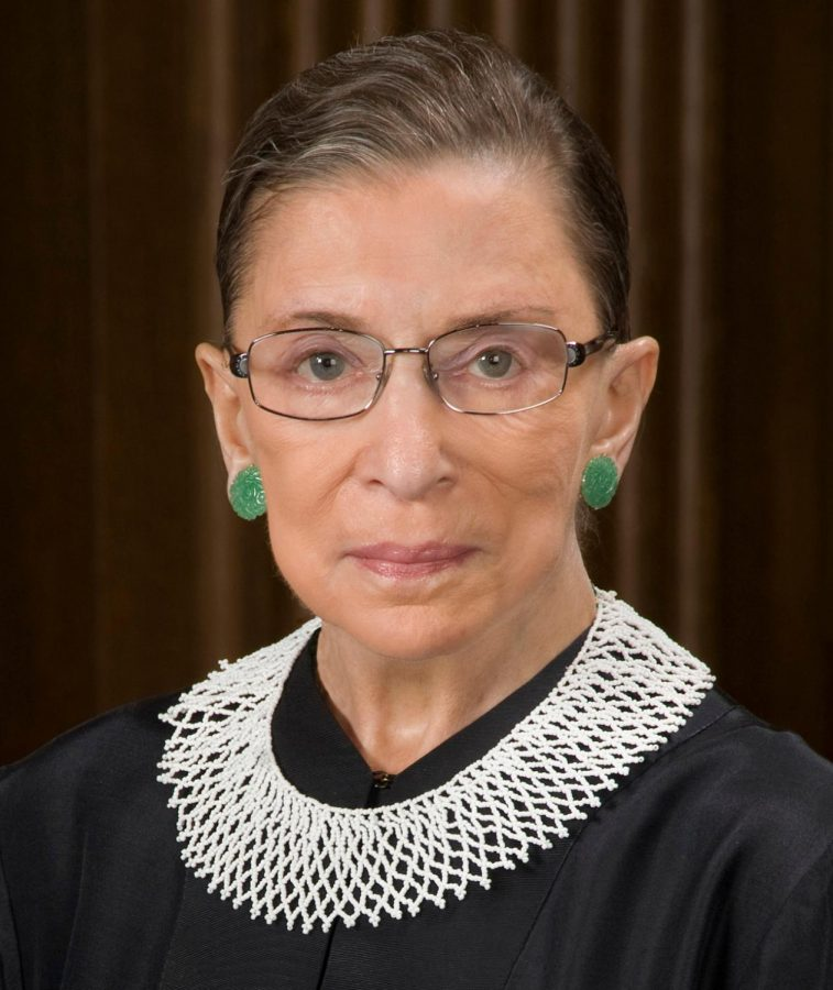 The+loss+of+Supreme+Court+Justice+Ruth+Bader+Ginsberg+is+felt+across+the+country.