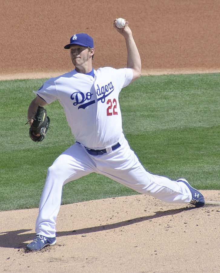 Clayton+Kershaw+will+rebound+from+his+playoff+struggles+and+lead+Dodgers+to+World+Series+title%2C+predicts+writer+Joe+Flynn.
