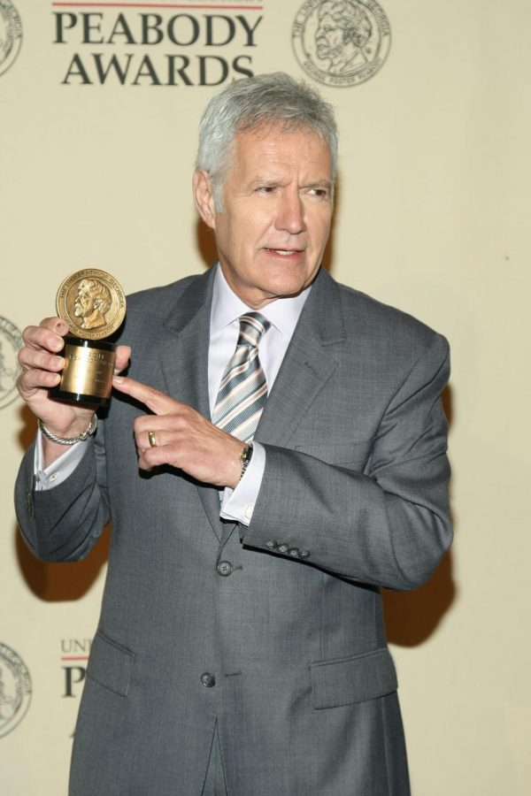 Award-winning+host+of+Jeopardy%2C+Alex+Trebek%2C+has+sadly+lost+his+battle+to+cancer.