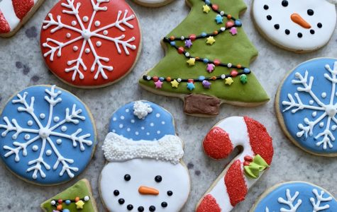 Ms. Kratochvil's Holiday Sugar Cookies