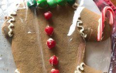 Philip Sosidko's Gingerbread Man takes down the house!