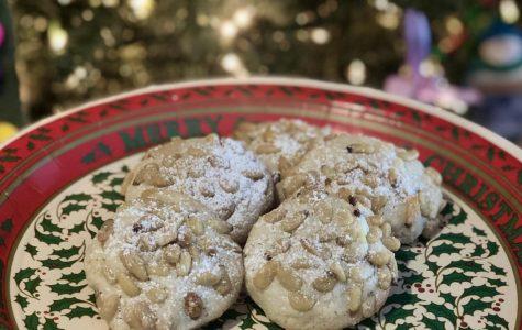 Elizabeth Tammaro's Pignoli Cookies