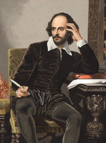 William Shakespeare is a major focus of British Literature I.