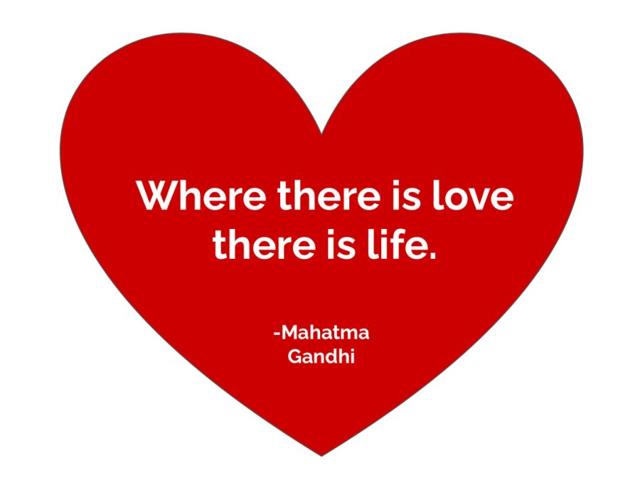 Quote from Mahatma Gandhi