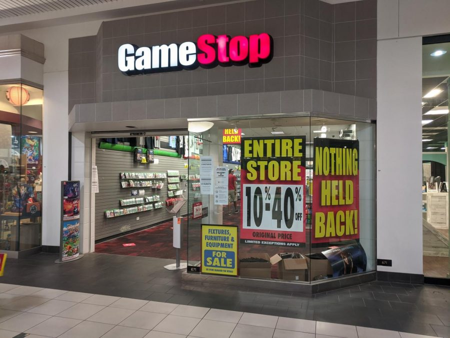 Gamestop and the stock market