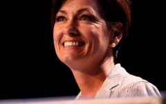 Kim Reynolds, Governor of Iowa