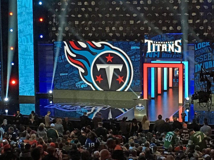 The NFL Draft, such as 2016's held in Chicago, is one of the most important during the NFL offseason.
