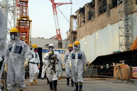 April 17th, 2013: International Atomic Energy Agency (IAEA) experts leave the Fukushima Daiichi Nuclear Power Station as plans are made to decommission the plant.