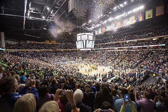 The NCAA Tournament is college basketball's largest tournament of the year.