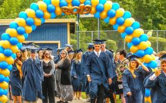 The class of 2021 will see a return to normalcy for this year's graduation, much like the class of 2019's ceremony.