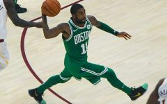 Kyrie Irving has had an incredible career playing for the Cavs, Celtics and Nets
