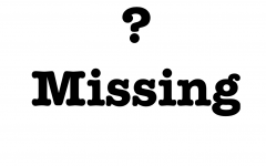 Too often missing persons go unnoticed by the public due to a lack of media coverage.
